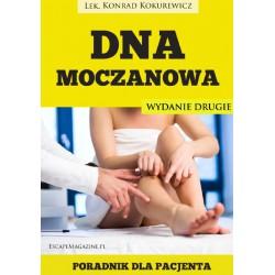 Dna moczanowa. Poradnik dla pacjenta. Wyd.II