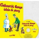 Ciekawski George idzie do pracy + audiobook