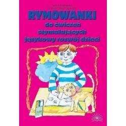 Rymowanki do ćwiczeń stymulujących językowy rozwój dzieci