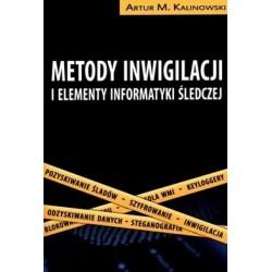 Metody inwigilacji i elementy informatyki śledczej (2XDVD)