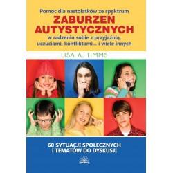 Pomoc dla nastolatków ze spektrum zaburzeń autystycznych