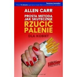 Prosta metoda jak skutecznie rzucić palenie dla kobiet wyd.2
