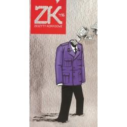 Zeszyty Komiksowe 16 Polski komiks lat dziewięćdziesiątych