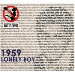1959 Lonely Boy CD