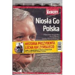 Odwaga i wizja / Niosła Go Polska + DVD