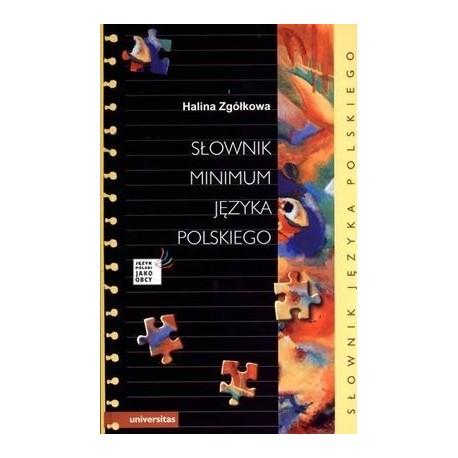 Słownik minimum języka polskiego