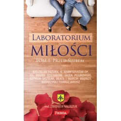 Laboratorium miłości. Przed ślubem