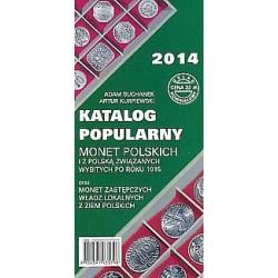 Katalog popularny monet polskich 2014