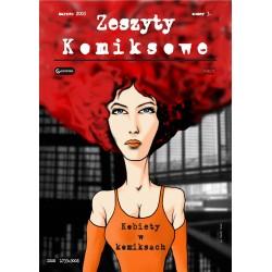 Zeszyty Komiksowe  3 Kobiety w komiksach. Wydanie II