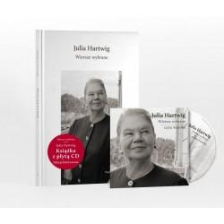 Wiersze wybrane + CD Hartwig