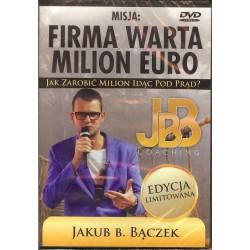 Misja - Firma warta Milion Euro. DVD