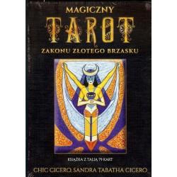 Magiczny Tarot Zakonu Złotego Brzasku