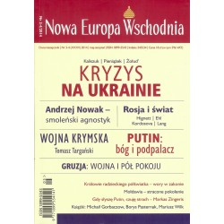 Nowa Europa Wschodnia. Kryzys na Ukrainie