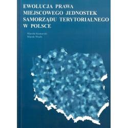 Ewolucja prawa miejscowego jednostek samorządu terytorialnego w Polsce