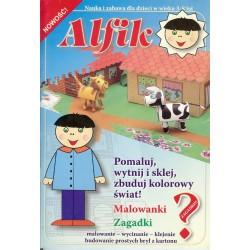 Alfik. Zeszyt edukacyjny