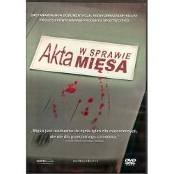 Akta w sprawie mięsa DVD