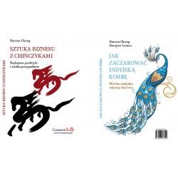 Sztuka biznesu z Chińczykami / Jak zaczarować indyjską kobrę