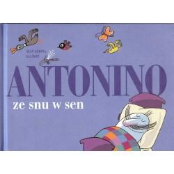 Antonino ze snu w sen