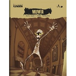 Mumia tom 6. Skrzynka potworów