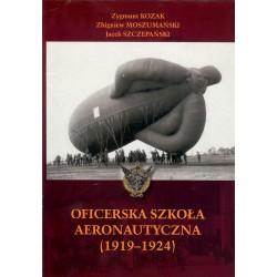 OFICERSKA SZKOŁA AERONAUTYCZNA1919-1924 (AJAKS)