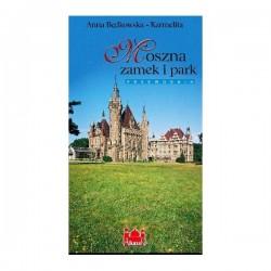 Moszna Zamek i park. Wersja angielska