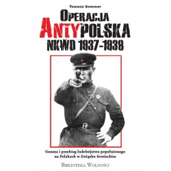 Operacja Anty Polska NKWD 1937-1938