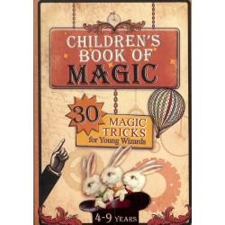 Czaruj z Dzieckiem. 30 magicznych sztuczek dla młodych czarodziejów ANG