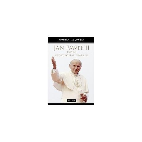 Jan Paweł II. Papież, który został pisarzem
