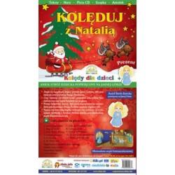 Kolęduj z Natalią + CD