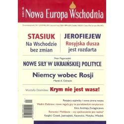 Nowa Europa Wschodnia. 1/2015