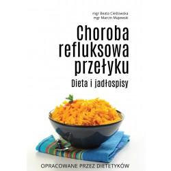 Choroba refluksowa przełyku. Dieta i jadłospisy