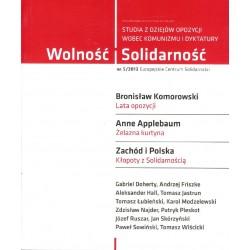 Wolność i Solidarność. 5/2013