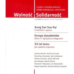 Wolność i Solidarność. 3/2012