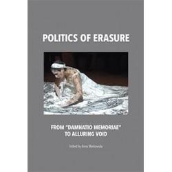 Politics of erasure