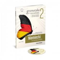 Niemiecki w tłumaczeniach. Gramatyka 2 CD