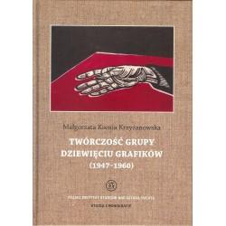 Twórczość Grupy Dziewięciu Grafików (1947-1960)