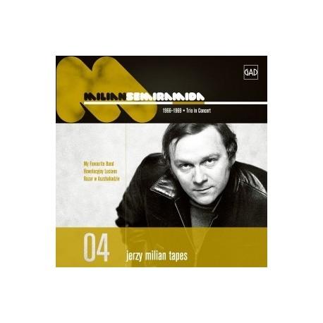Jerzy Milian Semiramida CD