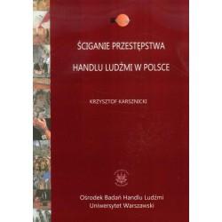 Ściganie przestępstwa handlu ludźmi w Polsce
