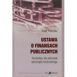 Ustawa o finansach publicznych Komentarz dla jednostek samorządu terytorialnego