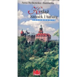 Książ zamek i tarasy wyd. 2