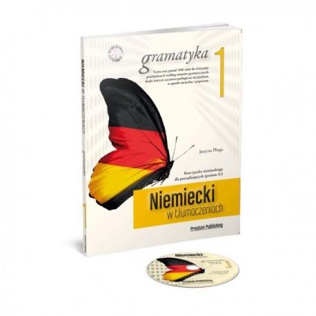 Niemiecki w tłumaczeniach, Gramatyka 1 (e-book)