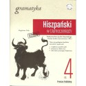 Hiszpański w tłumaczeniach. Gramatyka 4 + CD