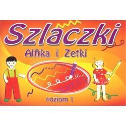 Szlaczki Alfika i Zetki (poziom 1)