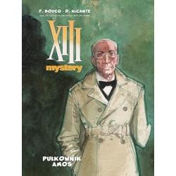XIII Mystery t. 4 Pułkownik Amos