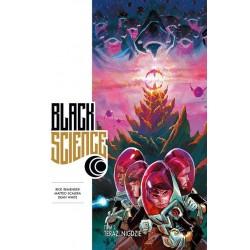 Black science - 2 - Teraz, nigdzie