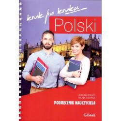 Polski krok po kroku. Podręcznik dla nauczyciela 1