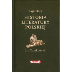 Najkrótsza historia literatury polskiej