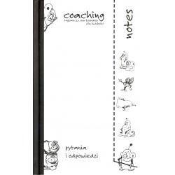 Coaching tajemniczy dar - notes