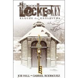 Locke & Key 4 Klucze do królestwa