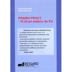Prawo pracy - 10 lat po wejściu do EU